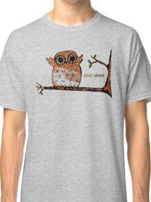 Don't Shoot Owl Classic T-Shirt
