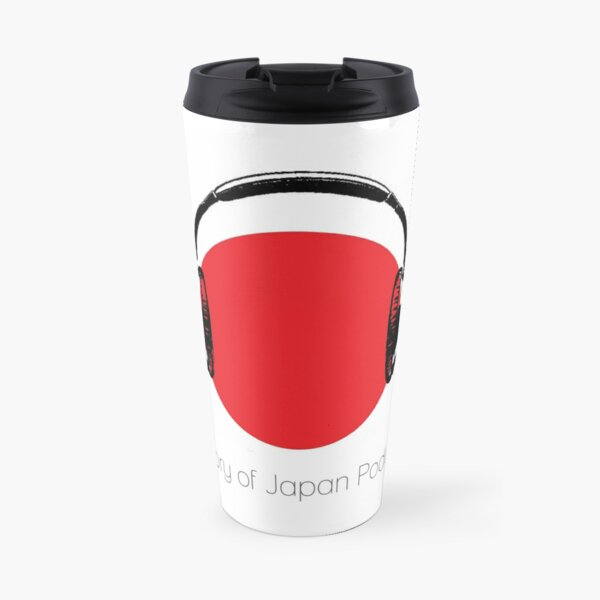 History of Japan logo Travel Mug