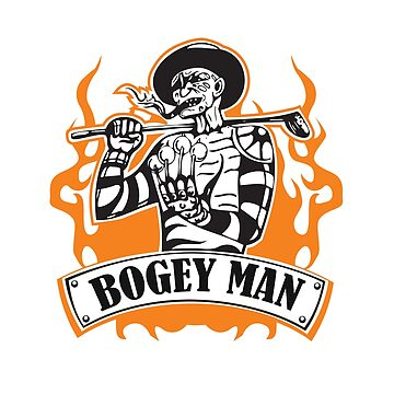 The Bogey Man  by lilypadsales