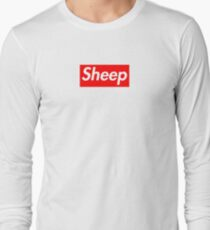 Sheep (iDubbbz Merch) Supreme Long Sleeve T-Shirt
