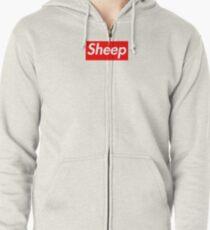 Schafe (iDubbzz Merch) Supreme Kapuzenjacke