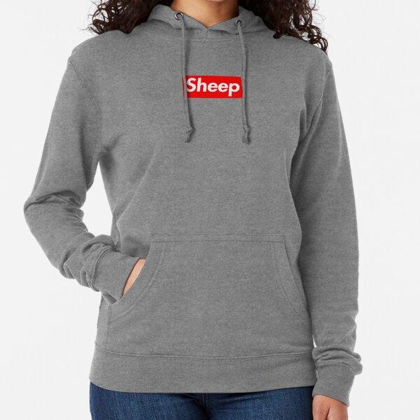 Sheep (iDubbbz Merch) Supreme Lightweight Hoodie