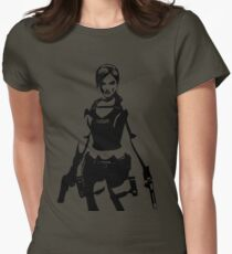 Crypt Explorer Women's Fitted T-Shirt