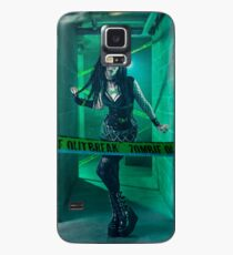 Gothic Zombie - Halloween series 01 Case/Skin for Samsung Galaxy