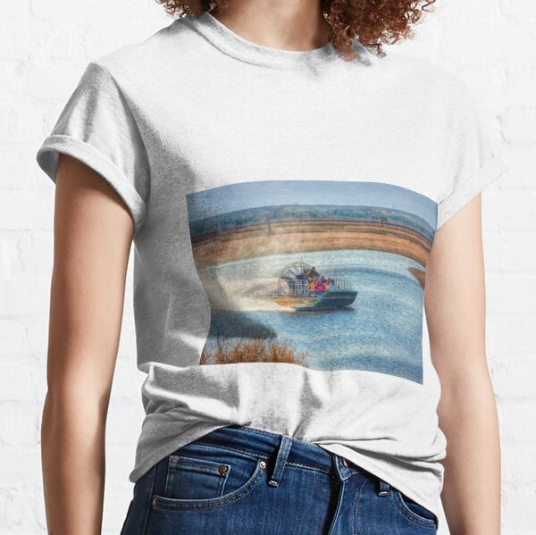 Airboat Rides Classic T-Shirt