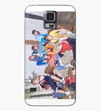 """BTS - """"Lieben Sie sich: Ihr"""" Telefon-Kasten Hülle & Klebefolie für Samsung Galaxy"""