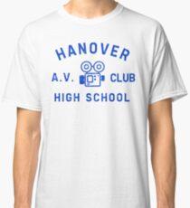 Hanover High School A.V. Club - American Vandal Classic T-Shirt