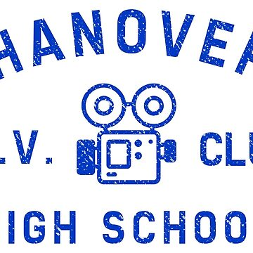 Hanover High School A.V. Club - American Vandal by BenFraternale