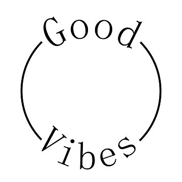 Circle of Vibes by GoodVibesCo