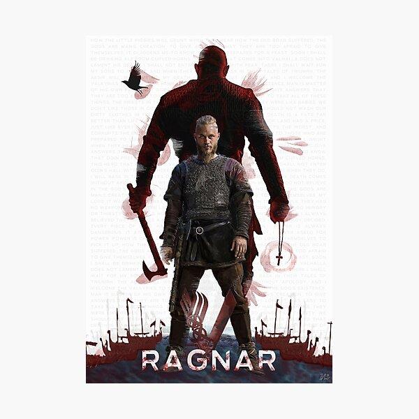 Ragnar Lothbrok - Vikings Impression photo
