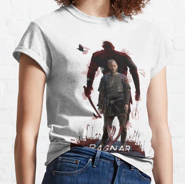 Ragnar Lothbrok - Vikings T-shirt classique