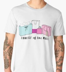 Fairest of the Mall ♡ Trendy/Hipster/Tumblr Meme Men's Premium T-Shirt