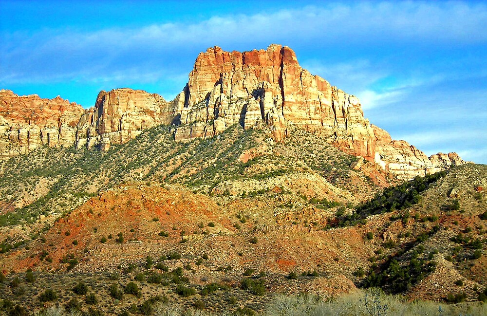 Slice of Zion by Mindy Miller