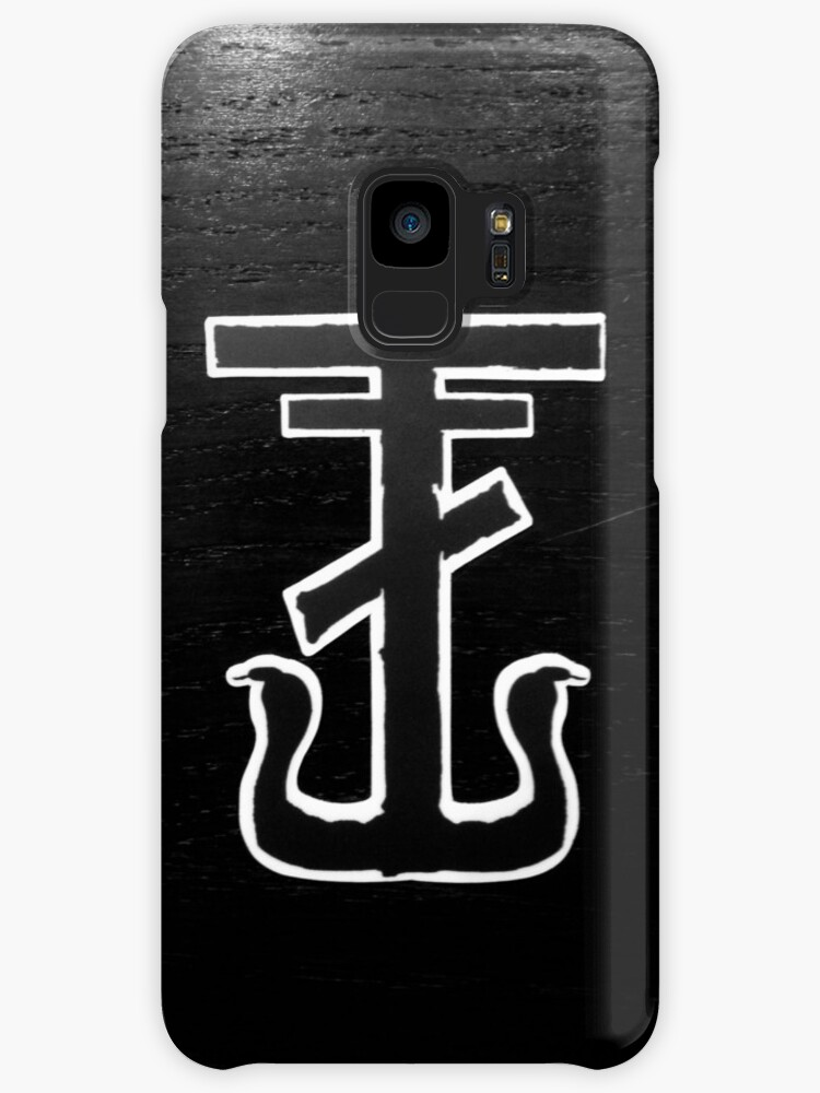 Frank Iero Logo Cases Skins For Samsung Galaxy By Diniles Redbubble