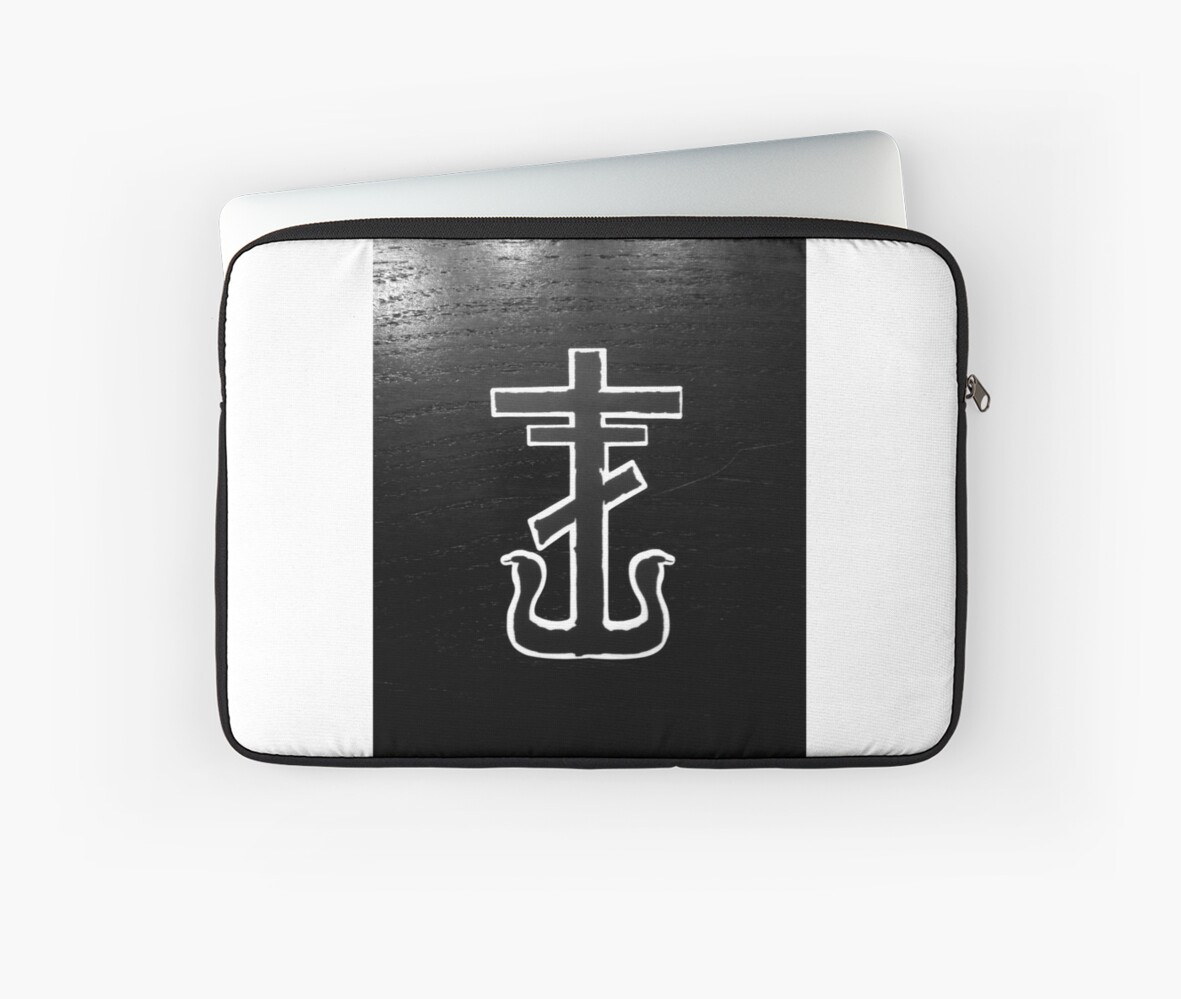 Frank Iero Logo Laptop Sleeves By Diniles Redbubble
