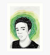 Caleb McLaughlin Illustration  Art Print