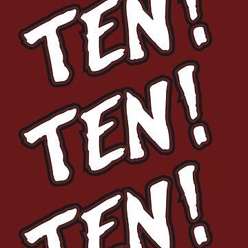 Ten! Ten! Ten! by dovpanda