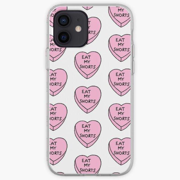 Eat My Shorts iPhone Soft Case