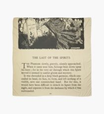 A Christmas Carol by Charles Dickens art by Arthur Rackham 1915 0145 The Last of the Spirits Scarf