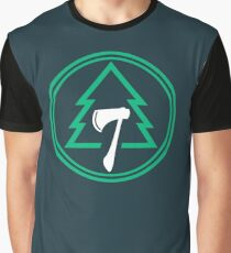SUGAR PINE 7 LOGO Graphic T-Shirt