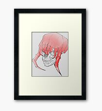 headcrab Framed Print