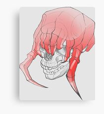 headcrab Canvas Print
