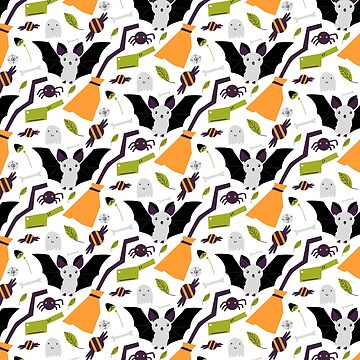 Happy Halloween pattern by Julli