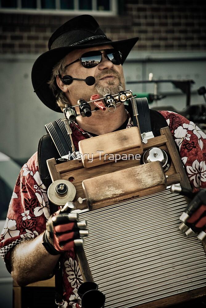 Music Man at the Fair by Kory Trapane