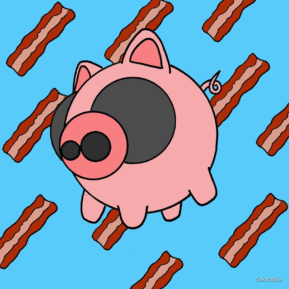 piggy by dakvodka