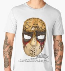 J-Dog Day of the Dead Mask Replica Men's Premium T-Shirt