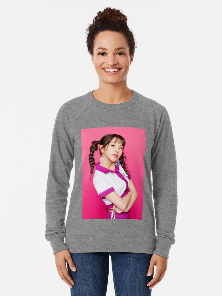 Twice One More Time Chaeyoung Lightweight Sweatshirt By