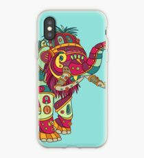 Mammoth, from the AlphaPod collection iPhone Case