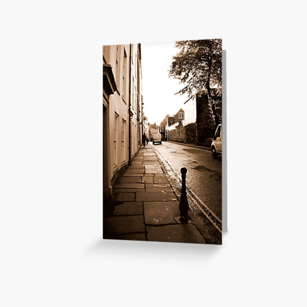 durham street Greeting Card