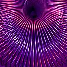 purple spring by Atiger97
