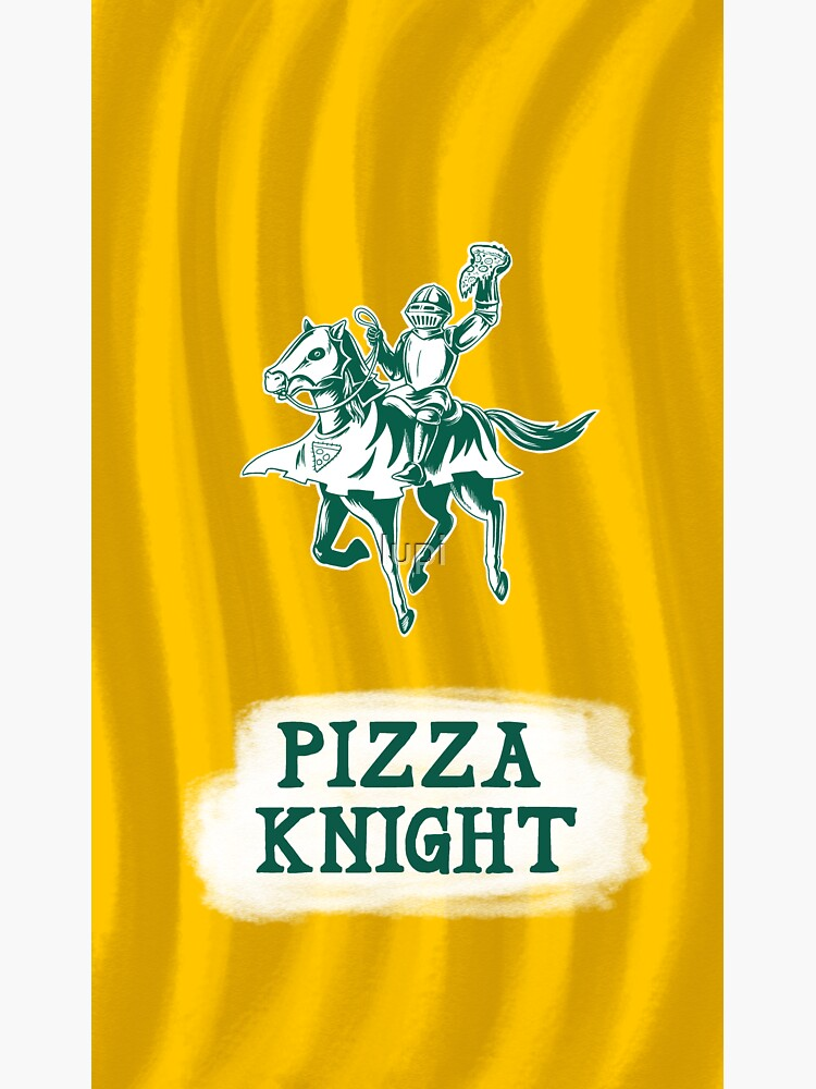 Pizza Knight by lupi