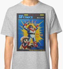 Giant Robo fake manga cover art Classic T-Shirt