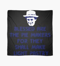 Blessed are the Pie Makers Scarf