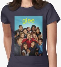 Glee! Women's Fitted T-Shirt