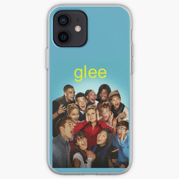 Glee! iPhone Soft Case