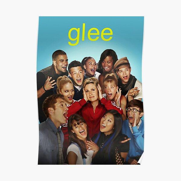 Glee! Poster