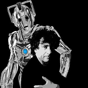 Neil and the Cyberman by kryten4k
