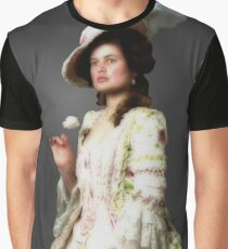 Portrait of a Young Girl (Nitro-9 not included) Graphic T-Shirt