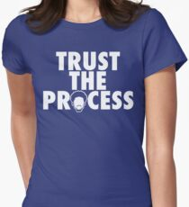 Trust The Process 1 Women's Fitted T-Shirt