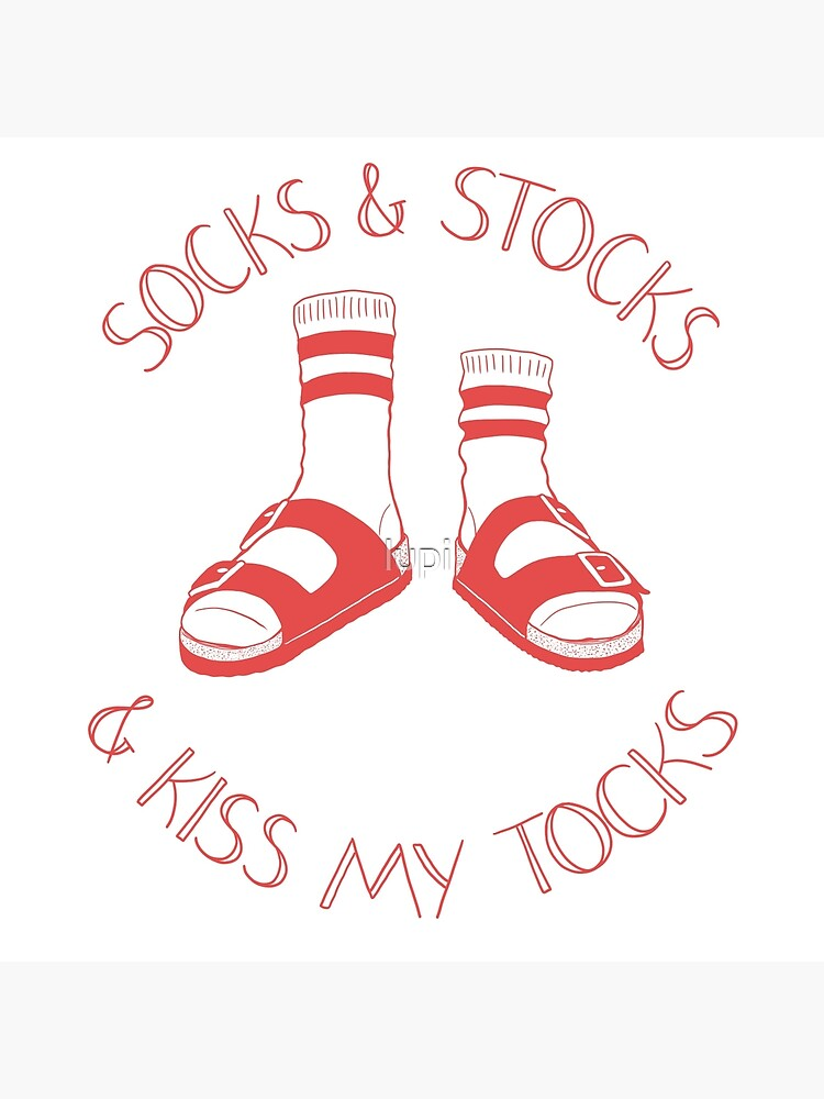 Socks and Stocks by lupi