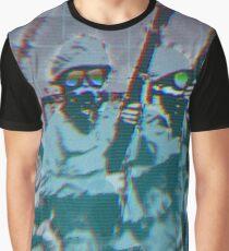 Born to Kill - Fashwave - Vaporwave Graphic T-Shirt
