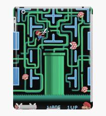 Pac-Mario iPad Case/Skin