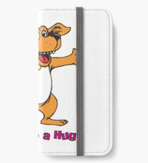 Give me a hug iPhone Wallet/Case/Skin