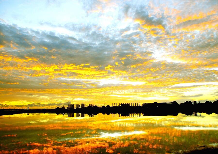 Sunrise by satwant