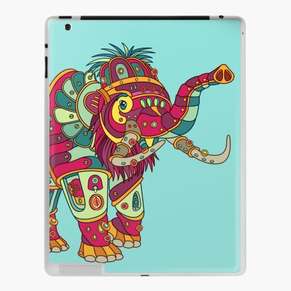 Mammoth, from the AlphaPod collection iPad Skin