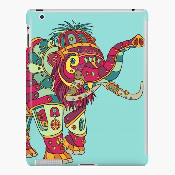Mammoth, from the AlphaPod collection iPad Snap Case